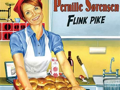 Pernille Sørensen - Flink pike