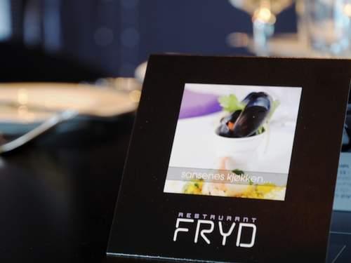 Restaurant Fryd