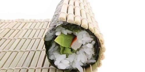 Sushi kurs for barn