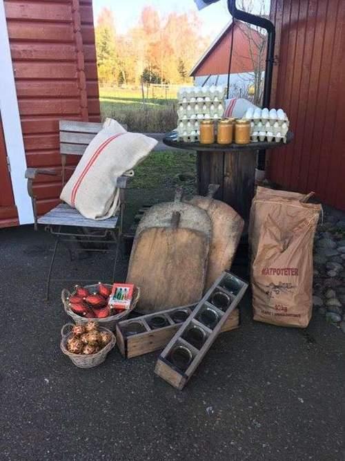 Julemarked på Lofseik gård