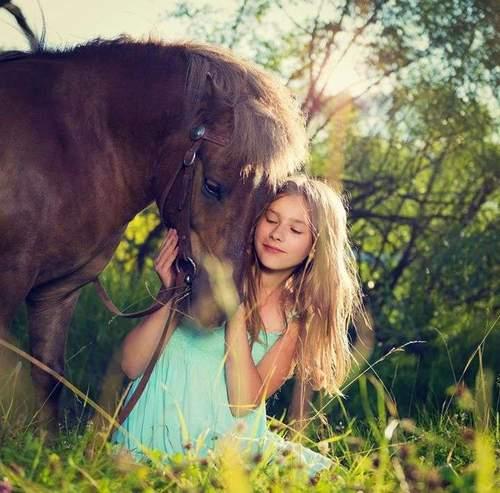 Bli kjent med hest- sommer for barn og ungdom