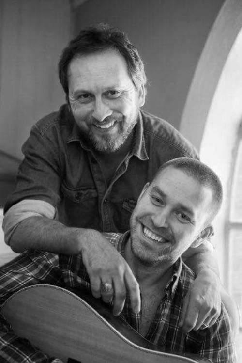 Martin Nyhus og Fredrik Finckenhagen