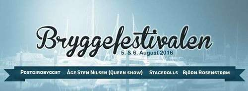 Bryggefestivalen 2016