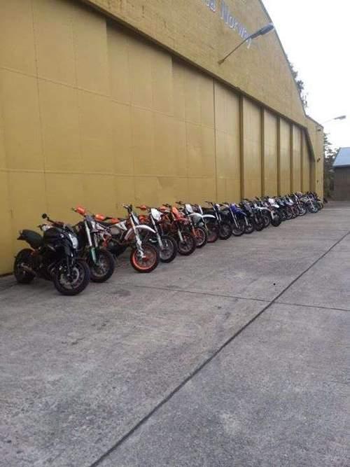 Moped og Lett-MC treff