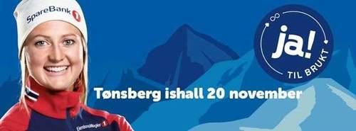 Byttehelg Tønsberg ishall