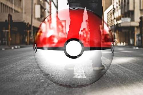 Pokémon GO-tur i Tønsberg sentrum