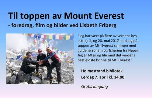 Til toppen av Mount Everest