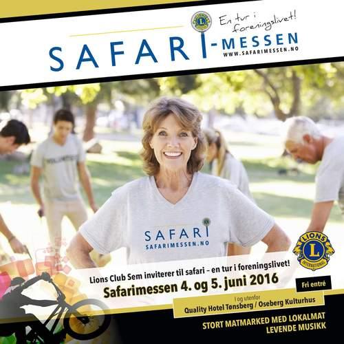 Safarimessen 2016