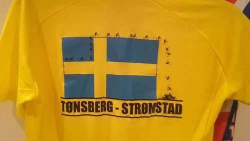 Tønsberg - Strømstad 2016