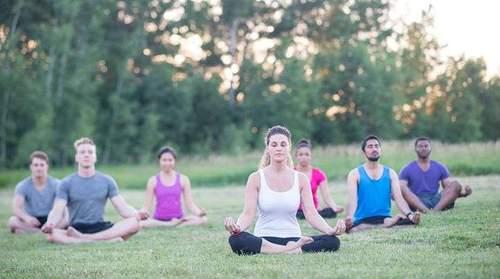 Peace of Mind Meditation & Surya Yoga
