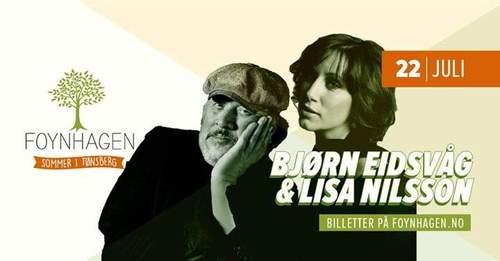 Bjørn Eidsvåg & Lisa Nilsson