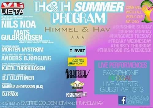 August @ Himmel & Hav