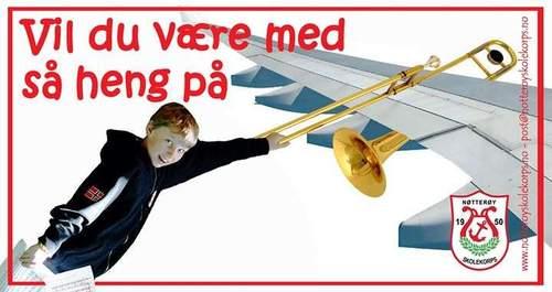 Rekruttering Nøtterøy Skolekorps