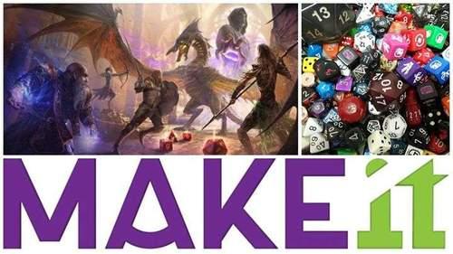 MAKEit: Rollespillkurs - God spilledelse