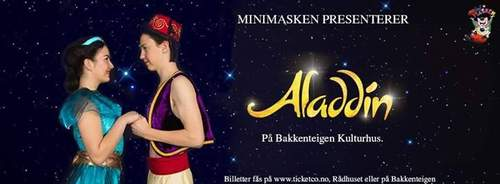 Aladdin - premiere