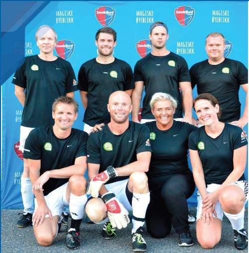 Idrettsfest i Vestfold 2016