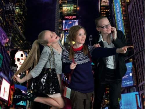 Danselinja ved Greveskogen vgs. viser NEW YORK CITY LIFE