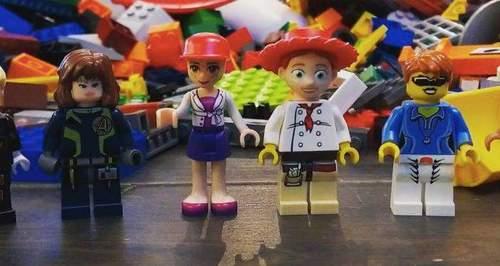 Lego build the change Tønsberg