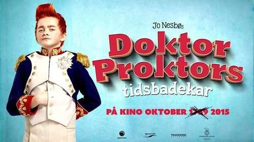Doktor Proktors digitale rebusløp på Kilden kino!