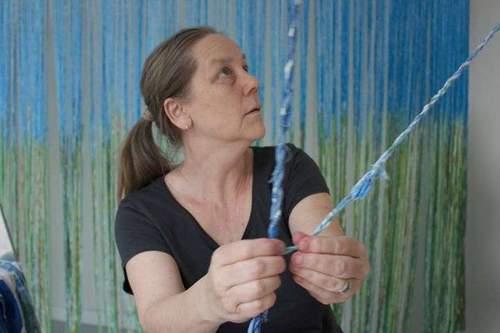 Kunstnersamtale med Anne Stabell