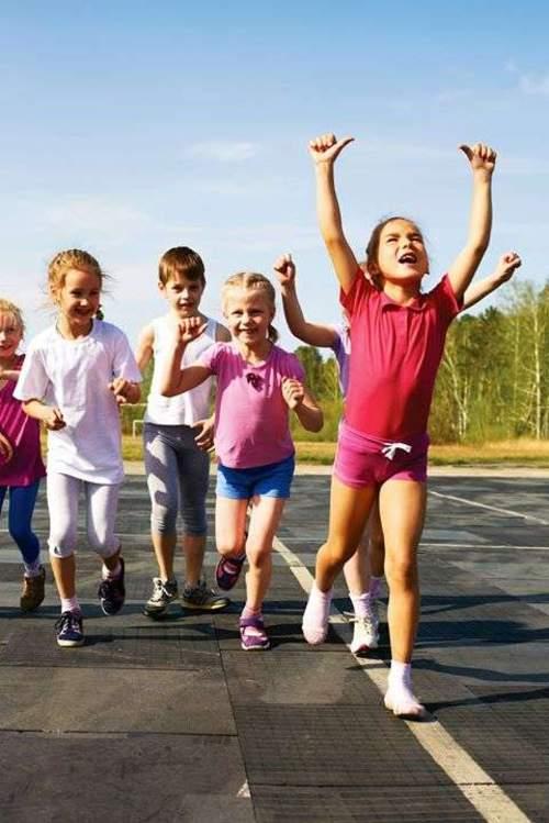 Aktivitetsdag på idrettsanleggene og skolen- Bli kjent!