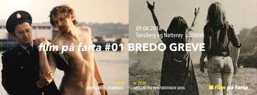Film på farta #01: BREDO GREVE