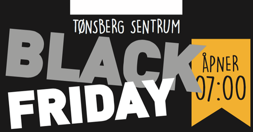 Black Friday i Norges Eldste by