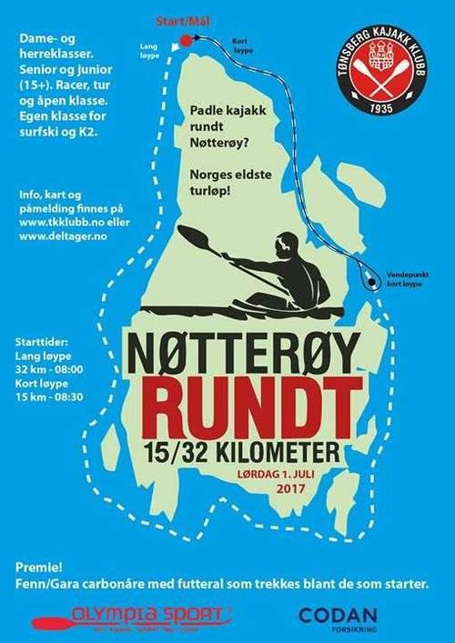 Nøtterøy rundt 2017