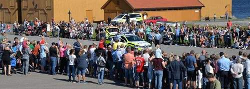 Politiets dag i Stavern