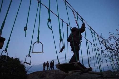 Gratis tur til Aktiv Fritid Høydepark