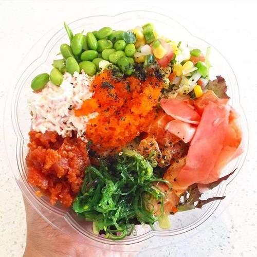 Spis Gratis Lunsj med Ny Salat & Wrap