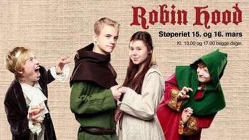 Robin Hood med Tønsberg kulturskoles elever