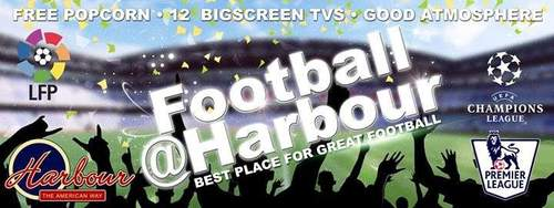 Best place for great football