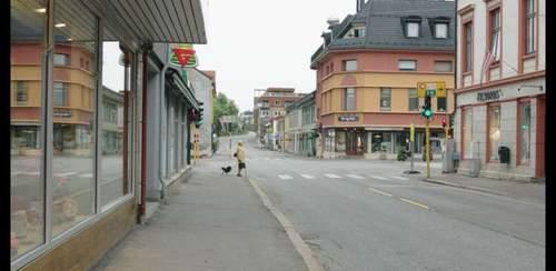 Filmpremière på Haugar: EN HEL UKE I HOLMESTRAND