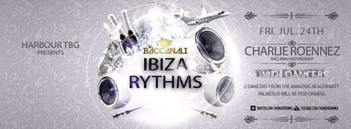IBIZA RYTHMS // CHARLIE ROENNEZ // DANCERS