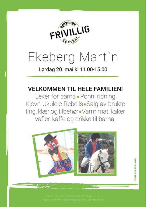 Ekeberg Mart'n