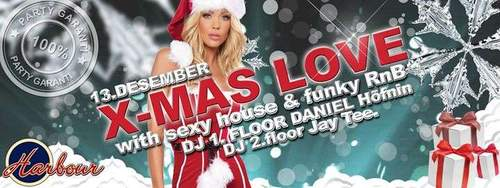 X-mas love with sexy house & funky RnB