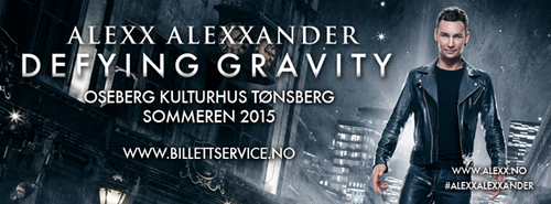 Defying Gravity - Alexx Alexxander