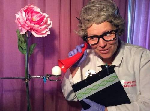 Faktastisk: Bestemor forsker på lyden av mat