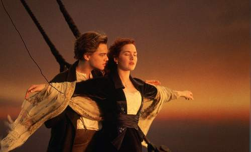 Throwback Monday: Titanic