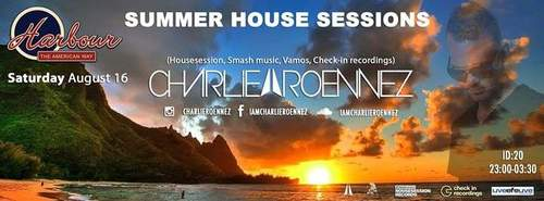 CHARLIE ROENNEZ SUMMER HOUSE SESSIONS