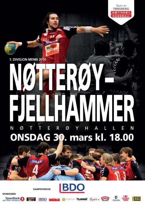 Nøtterøy - Fjellhammer