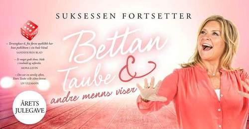Bettan synger Taubes og andre menns viser