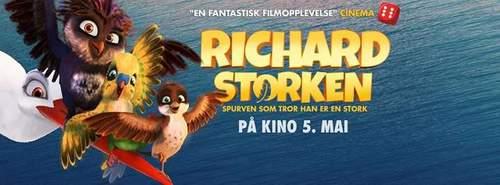 Richard Storken-helg på Kilden kino