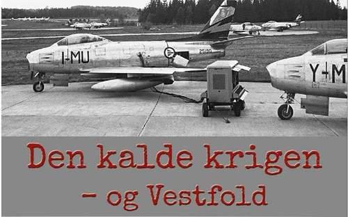Foredrag om den Kalde krigen -og Vestfold med Erlend Larsen