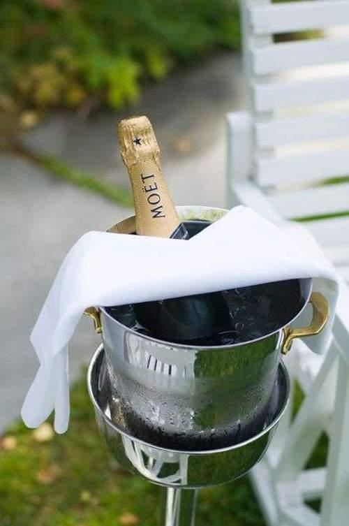 Champagnemiddag