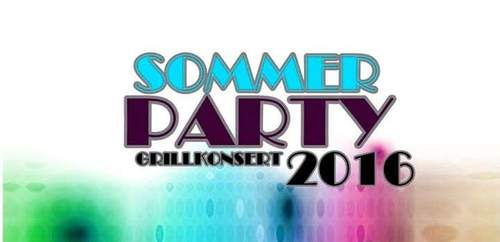 Sommerparty 2016