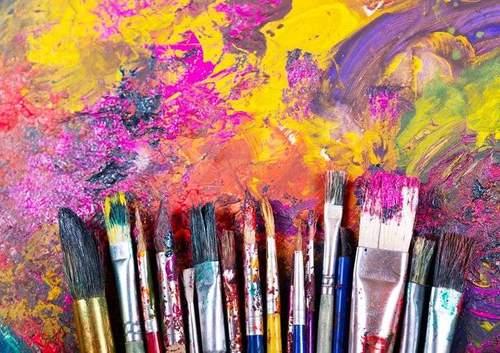 Mal ditt eget kunstverk på Foyn med Picassolino Kunstskole