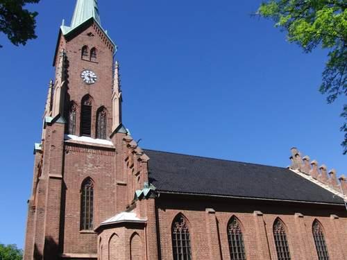 Horten kirke