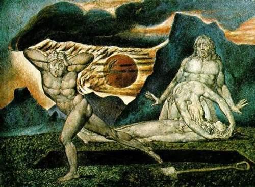 Omvisning med Ulf Nilsen og kurator Tone Lyngstad Nyaas kl.1300-1400. Foredrag med Geir Uthaug: William Blakes live og poesi kl. 1430-1530